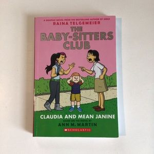 $5 bundle item☀️ The Babysitters Club